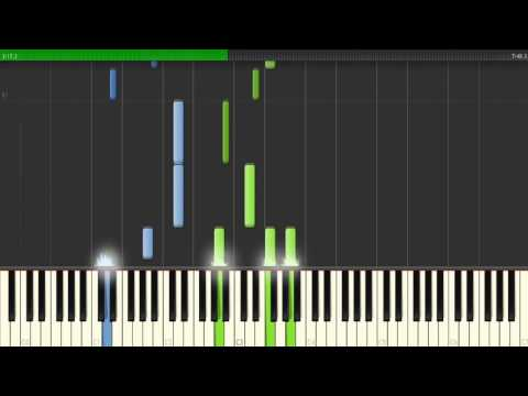 The Chronicles of Narnia Medley [Piano Tutorial] [Synthesia Cover]