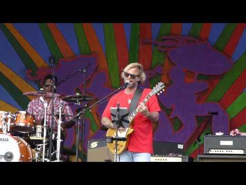Anders Osborne @ New Orleans JazzFest 2013