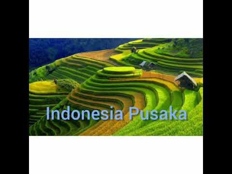 Indonesia Pusaka Versi Keroncong (Bang Rs)