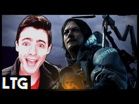 Death Stranding is possibly my new favorite game! | (Let's Talk Gaming) |