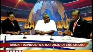Uzinduzi wa Mafunzo Utengamano - 06.16.2016