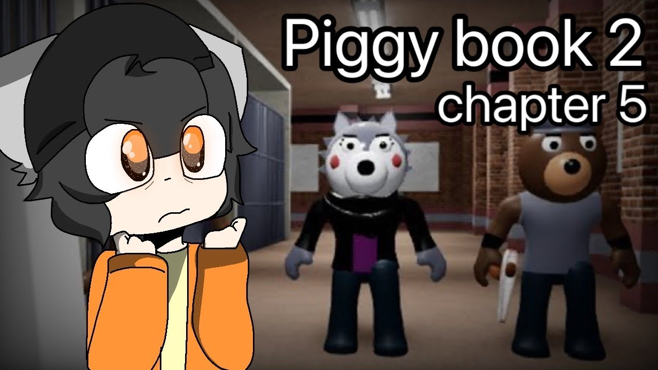Playing piggy book 2 chapter 5
