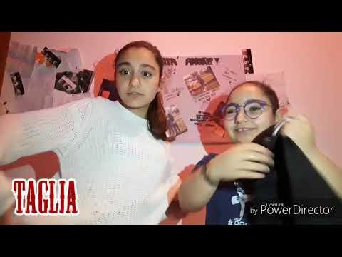 Ciao A Tutti! Video Presentazione! ~the Two Cousins~