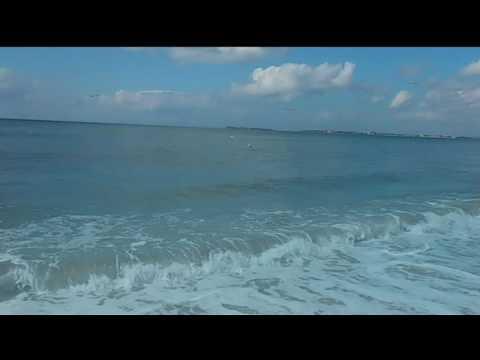 #Волны на #море #Футажи для видеомонтажа бесплатно