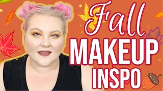 Makeup That Gives Me Fall Vibes! // Shopping My Stash For Fall Makeup Inspo!! | Lauren Mae Beauty