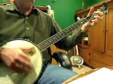 RIPPLE, Clawhammer Banjo - YouTube
