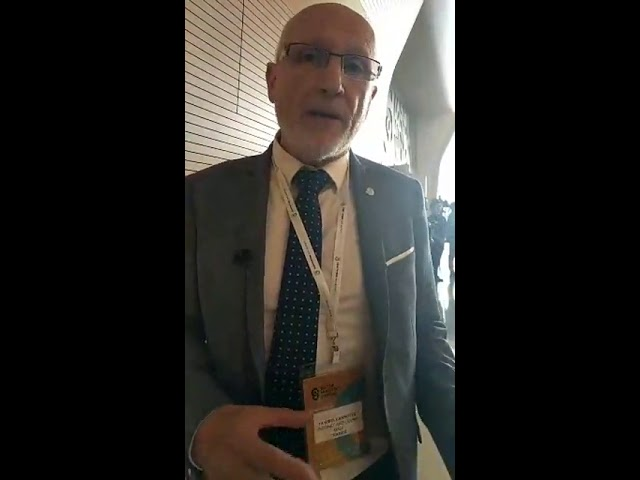 2019 Sector Ministers' Meeting: Thierry BARBOTTE's expectations (San Jose, Costa Rica)