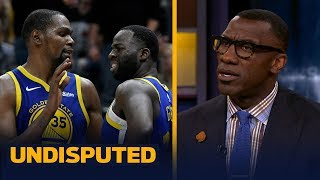 Shannon Sharpe says