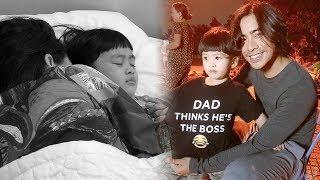 Giữa tin đồn không hay rạn nứt với Ngọc Lan,Thanh Bình chia sẻ ảnh vui vẻ bên con trai