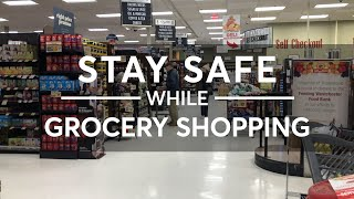 Protect Yourself from Coronavirus When Shopping for Groceries | Consumer Reports