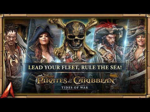 pirates of the caribbean tides of war mod apk download