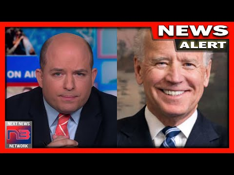 "CNN's Stelter Squeaks the Quiet Part OUT LOUD about Biden's Take on the ""Free Press"""