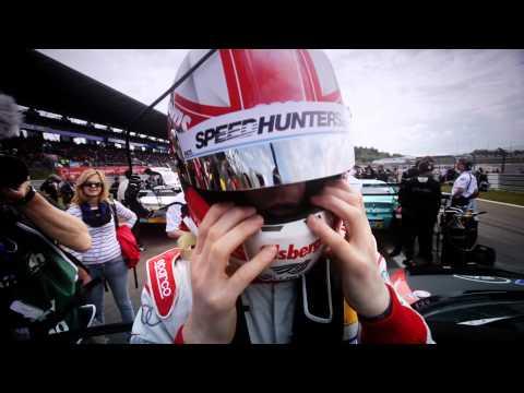 NURBURGRING-24 Hours Speedhunters team WRT AUDI