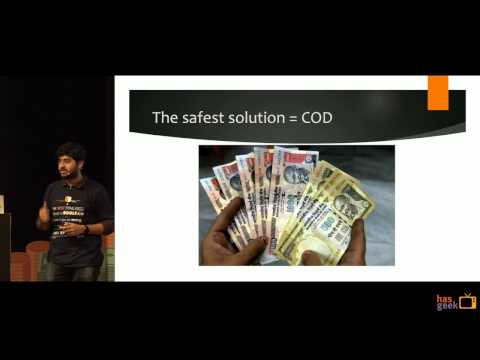 Everyone can see your credit card details : Arnav Gupta, Coding Blocks