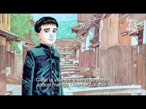 Dans les pas de Jirô Taniguchi, L'homme qui marche