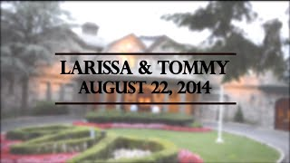 Larissa & Tommy Wedding Trailer by: Mackey Photo