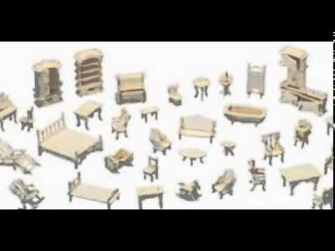 Wood Craft Kits For Adults - YouTube