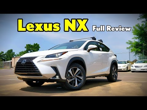 2019 Lexus NX 300: FULL REVIEW + DRIVE | More Than a Miniature RX