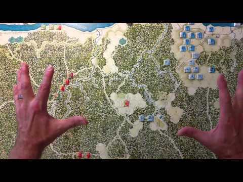 Thinking Of Playing: Great Battles of the American Revolution - Saratoga - 2