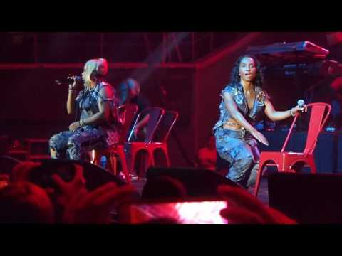 "TLC ""Diggin' On You"" and ""Red Light Special"" Nov. 6th, 2016, Manila"