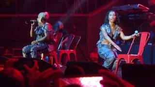 """TLC """"Diggin' On You"""" and """"Red Light Special"""""""