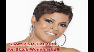 Video New Short Pixie Haircuts For Black Women African American 2018 download MP3, 3GP, MP4, WEBM, AVI, FLV Juni 2018