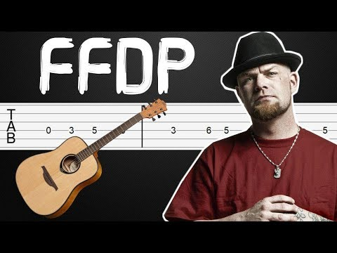 The Bleeding - Five Finger Death Punch (Acoustic) Guitar Tabs, Guitar Tutorial, Guitar Lesson