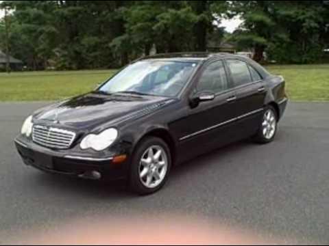 2001 Mercedes-Benz C320 Sport Sedan - YouTube