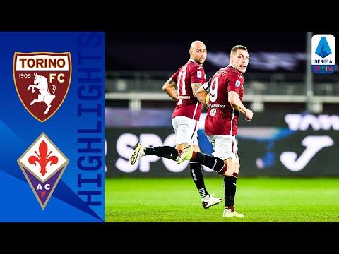 Torino 1-1 Fiorentina | Ribery segna e Belotti risponde | Serie A TIM