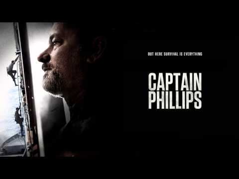 Captain Phillips - Safe Now - Soundtrack Score HD