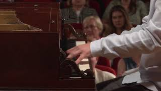Tomasz Ritter – F. Chopin, Ballade in F minor, Op. 52 (First stage)
