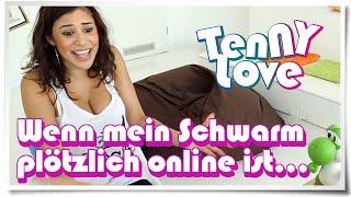 Tenny Love #01 | Wenn mein Schwarm plötzlich online ist | Tanja Tischewitsch