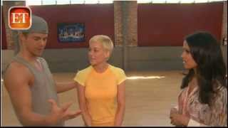 Kellie Pickler and Derek Hough  ETonline