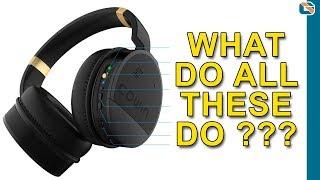 Cowin E8 Active Noise Cancelling Headphones Review