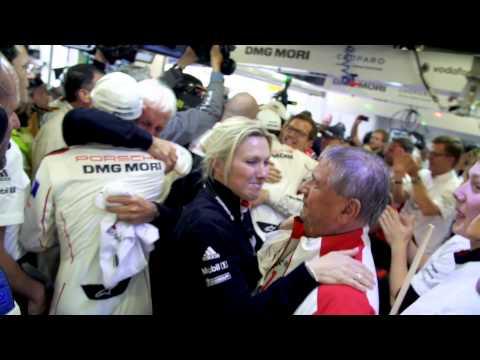 Hülkenberg, Bamber and Tandy: Winning Le Mans 2015