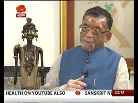 Two years of Government: Exclusive interview with Minister of Textile, Shri Santosh Gangwar