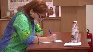 Засідання конкурсної комісії з відбору на посаду директора Одеської Маріїнської гімназії (ч -2)