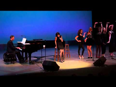Susan Egan - I Won't Say I'm In Love- Whittier College