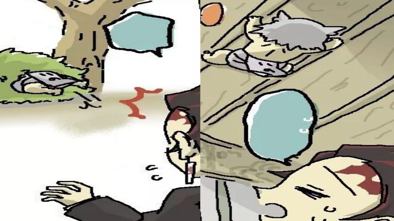 Tanjiro y Baby Inosuke #2 | Cómic Dub