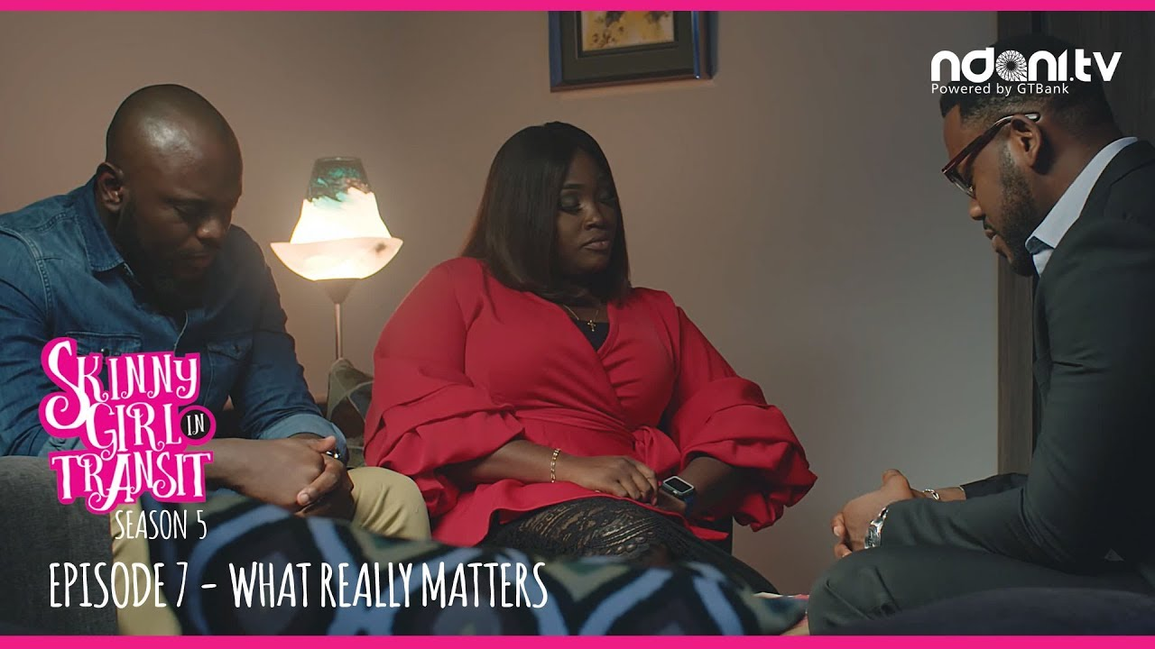 Download Skinny Girl in Transit S5E7: What Really Matters