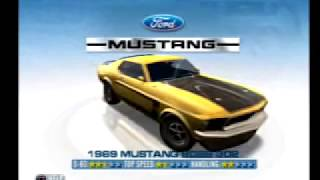 Ford Mustang: The Legend Lives video game