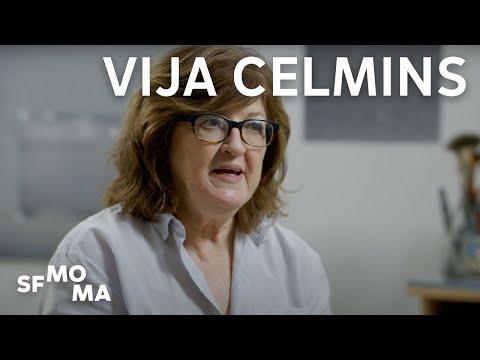 Vija Celmins - I'm Not Interested in Telling Stories