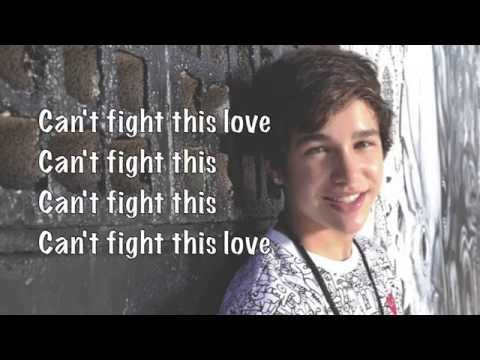 Austin mahone can t fight this love