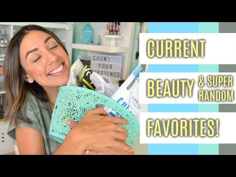 Current Favorites | It's never been this random y'all! thumbnail
