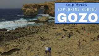 Travelling Around Gozo Island, Malta: By Foot & Bike