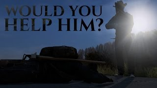 The Unconscious Player Experiment - DayZ Standalone