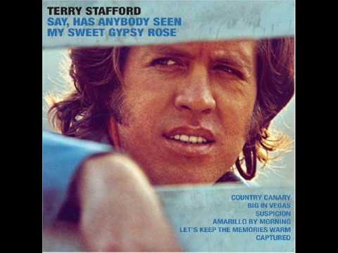 Terry Stafford - Suspicion (1973 Version)