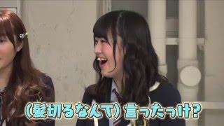 NMB48を公式カメラが盗撮!?まさかの発言連発で放送事故寸前?Twitterで...