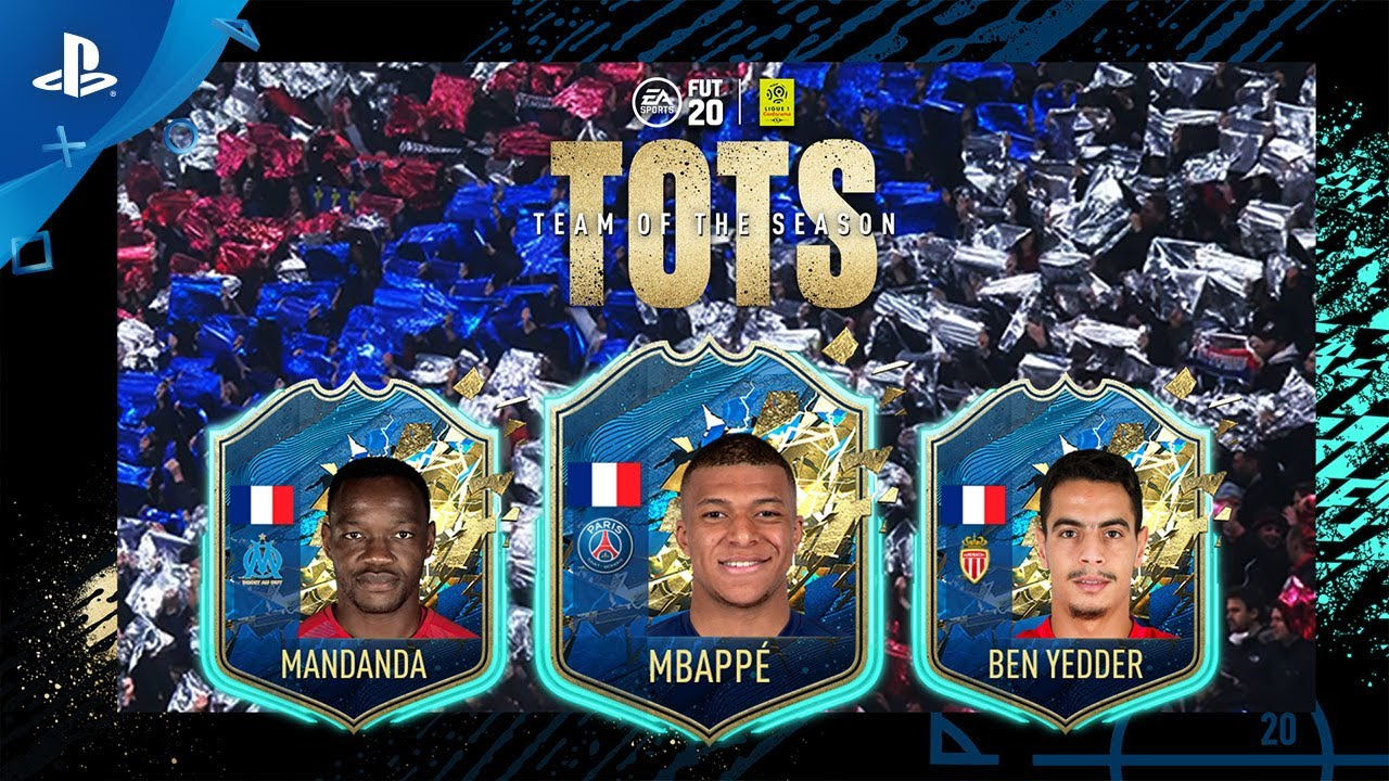 FIFA 20 - Ultimate Team: Ligue 1 Team Of The Season | PS4