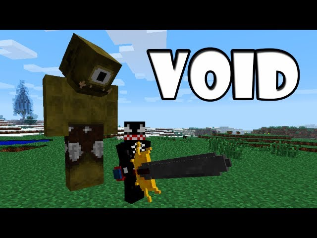 VOID Terra Magica *-* - Minecraft Mod Travel Video